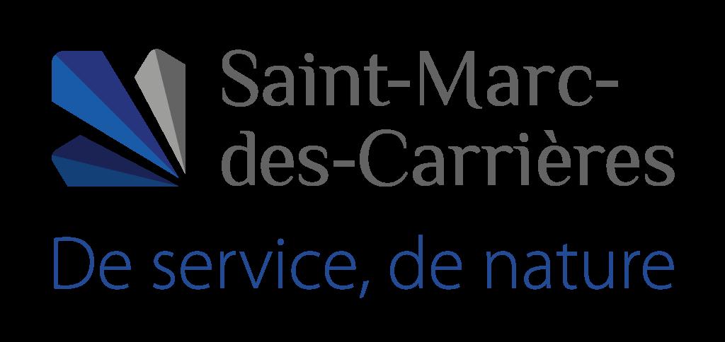 Ville de Saint-Marc-des-Carrières - logo