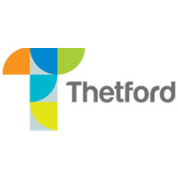 Ville de Thetford Mines - logo
